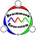 Brainwave education logo